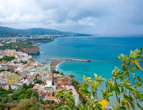 Insel Capri im Golf von Neapel