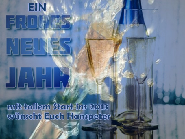 Neujahr 2013  Hp